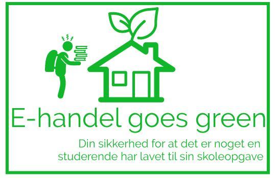 eCommerce green logoet