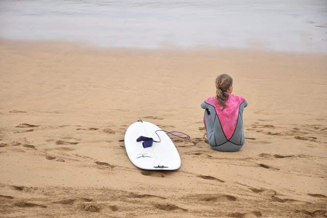Lær at surfe